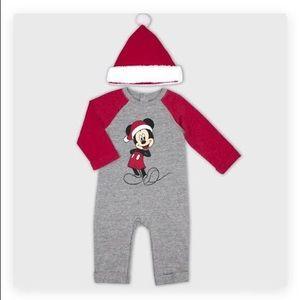 Disney Mickey Santa Christmas Pajama